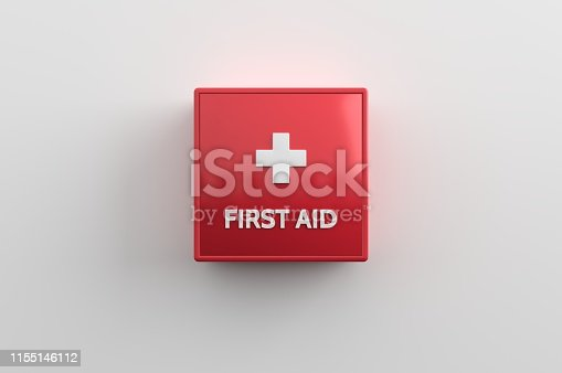 istock Firdt Aid, First line health care 1155146112