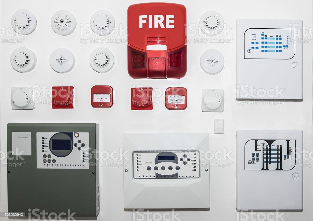 Feueralarm control panel – Foto