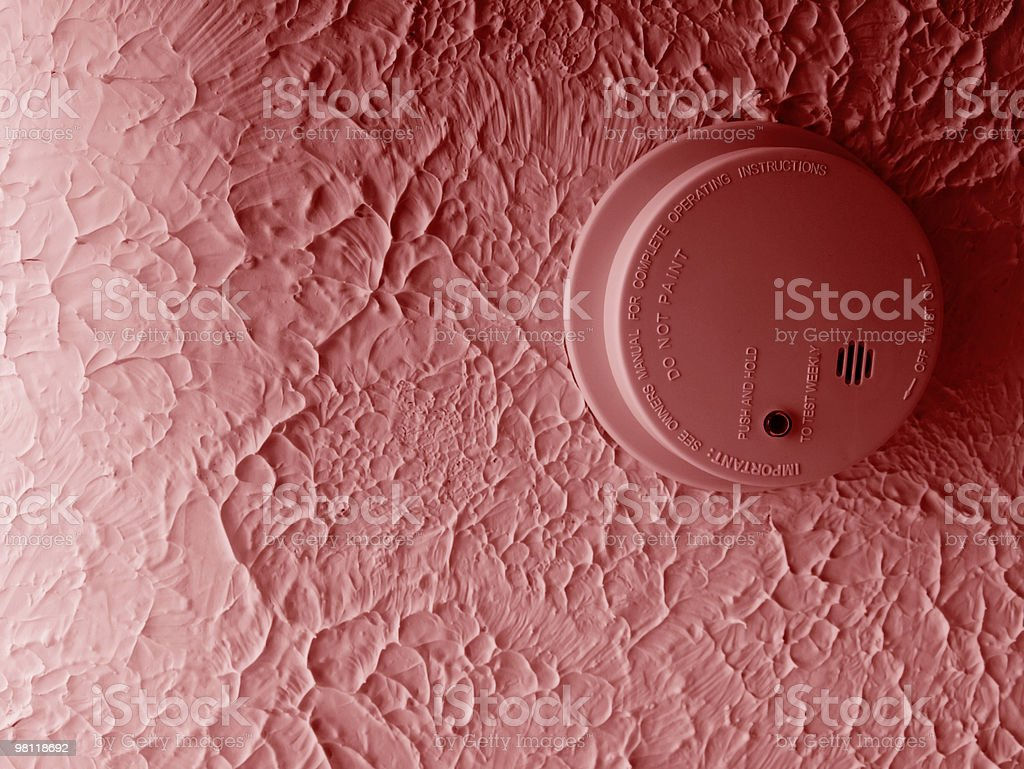 Fire Alarm royalty-free stock photo