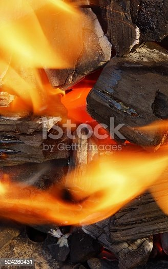 istock Fire and Flame 524260431
