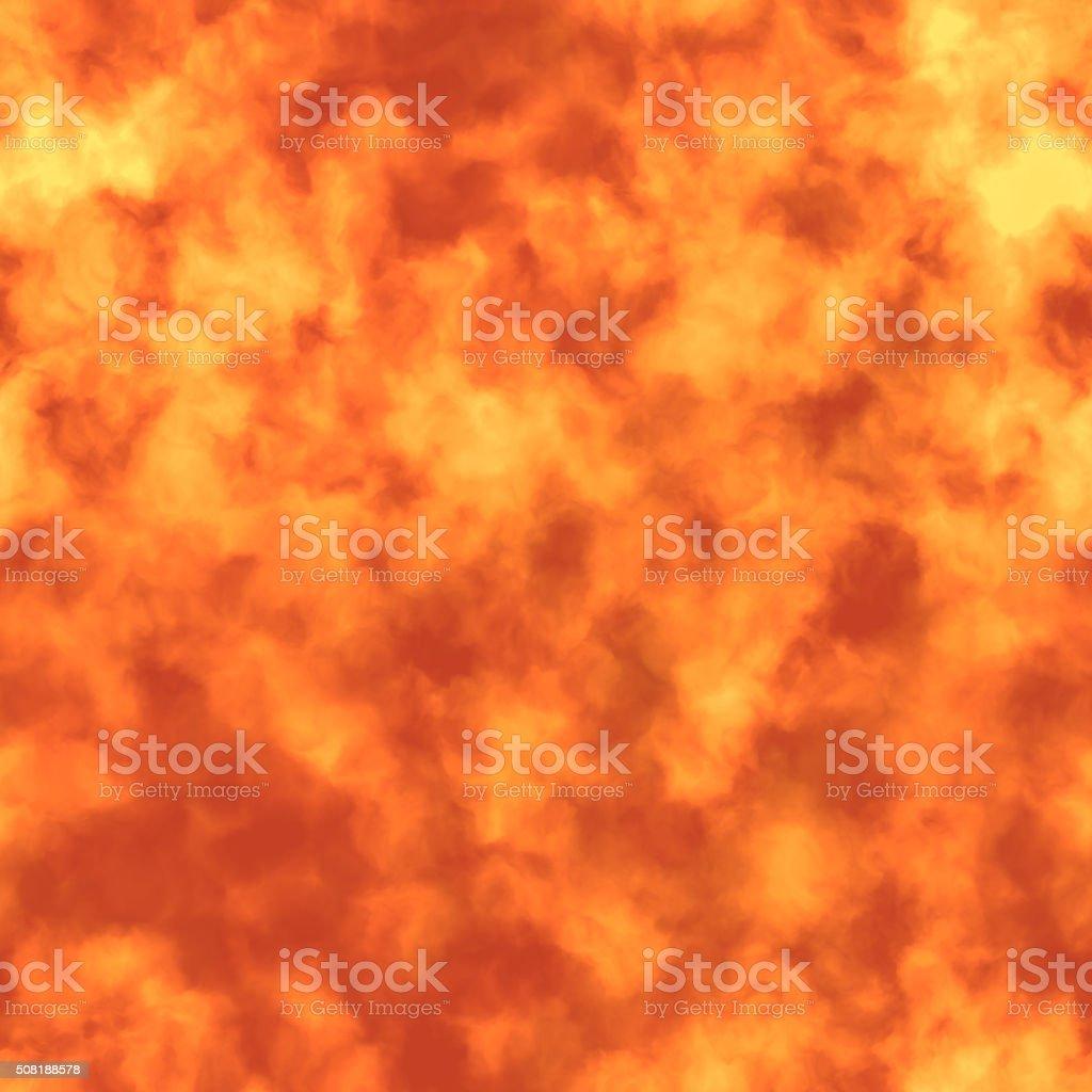 fire background generated. Seamless pattern. stock photo