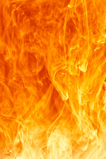 istock Fire background 464734696