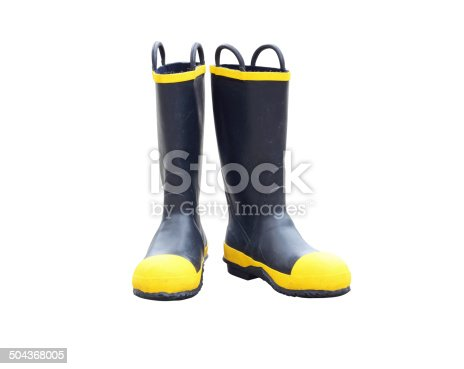 istock Fire boots 504368005