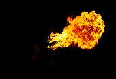 Fire breathing In The Dark
