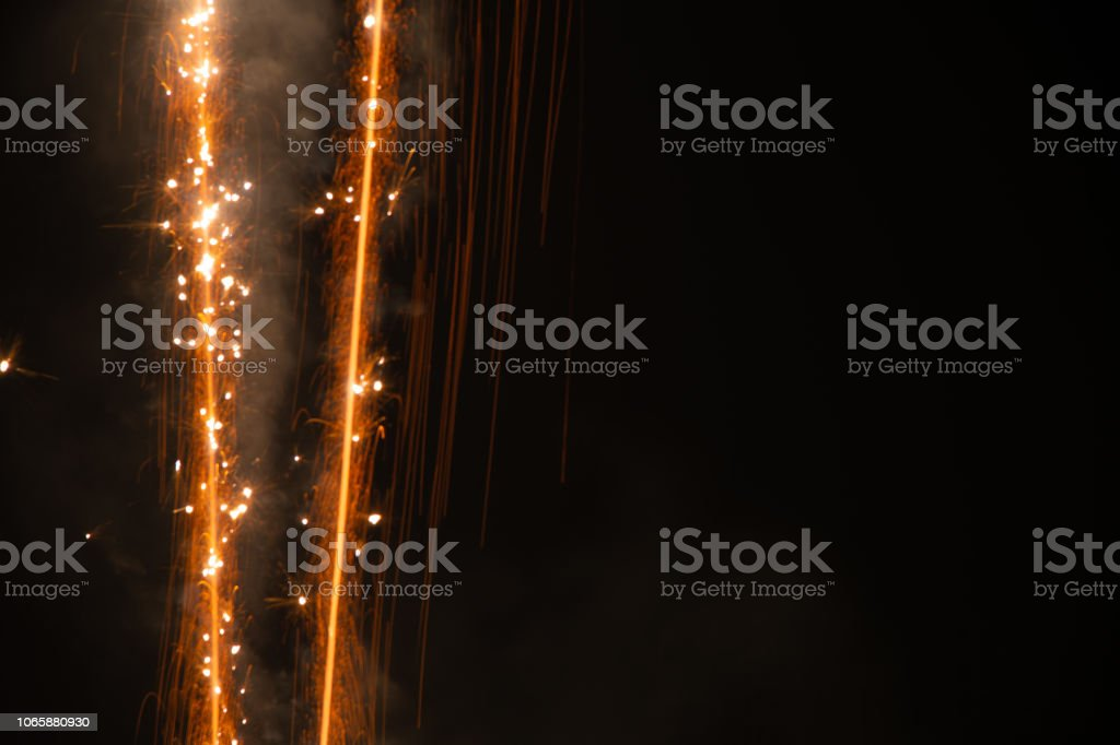 fire crackers festival celebration new year diwali event stock photo