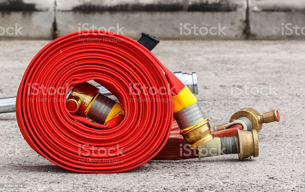 Fire equipment extinguishers – Foto