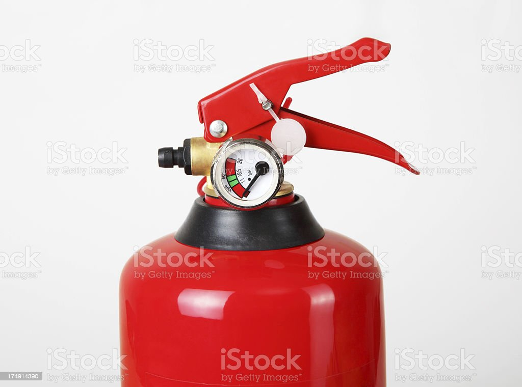 Fire Extinguisher (Click for more) royalty-free stock photo