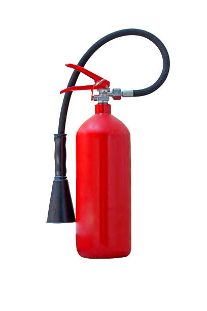 fire extinguisher - detachment stock pictures, royalty-free photos & images