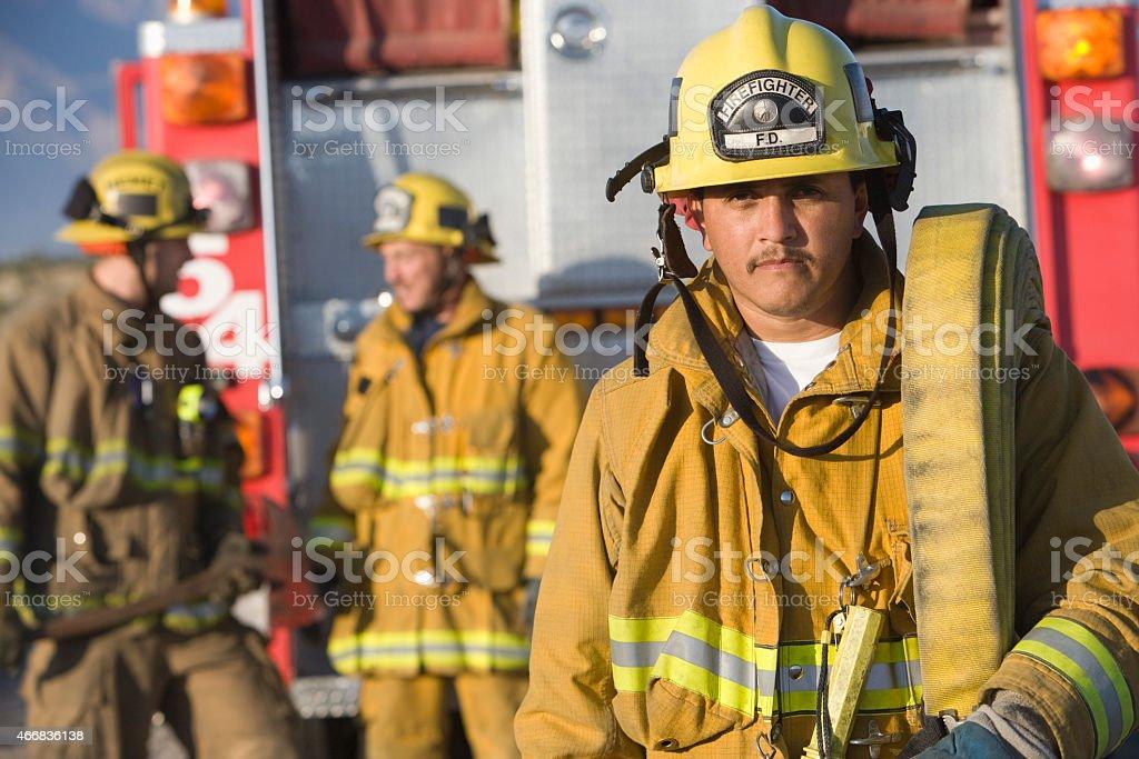 Fire-Kämpfer – Foto