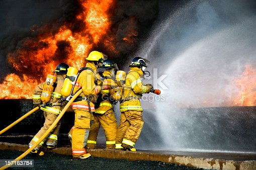 istock Fire Fighting 157163784