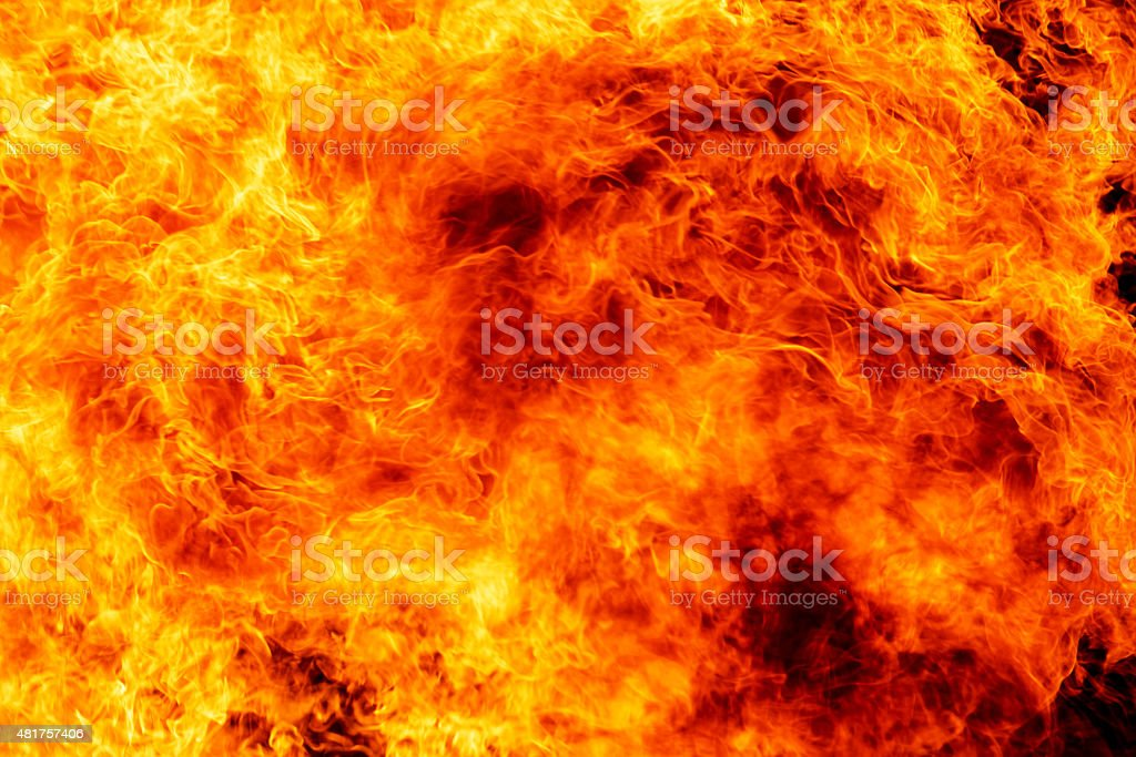fire flame background​​​ foto