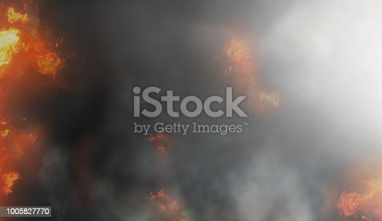 istock fire flames background 3d-illustration 1005827770