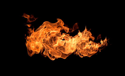 Fire Flames Background Stock Photo Download Image Now Istock
