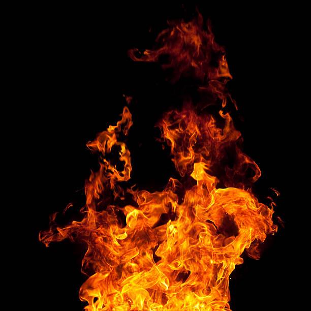 feuer flames - feuerkugel stock-fotos und bilder