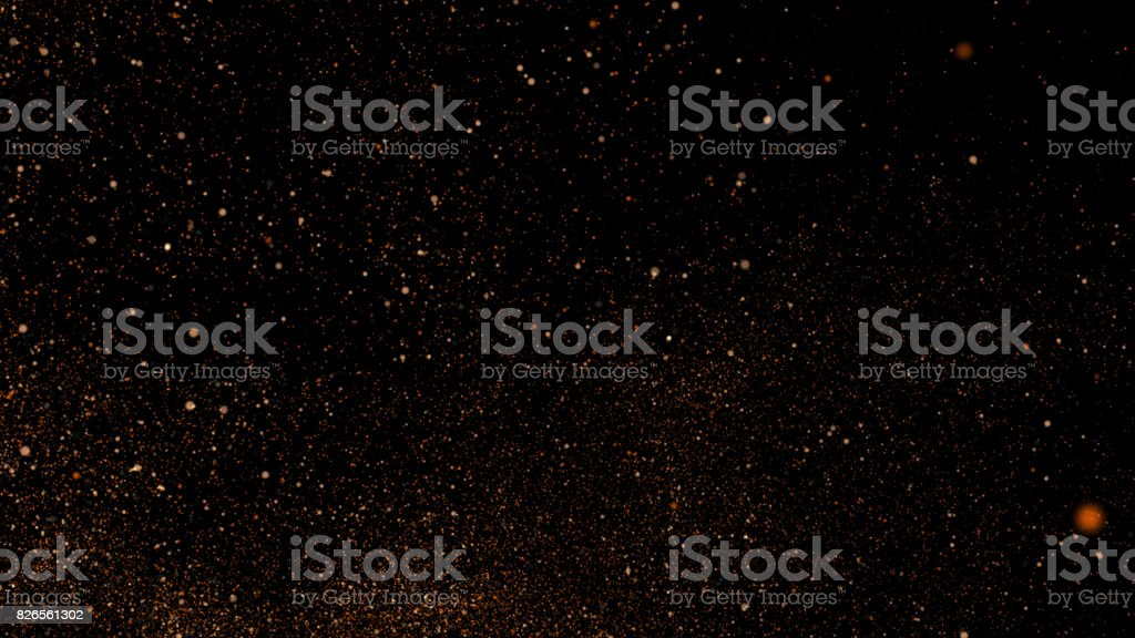 fire flames with sparks on a black background illustration stock photo