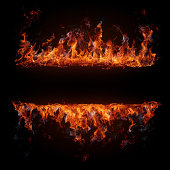 Fire frame.