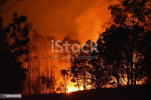 1195174769istockphoto Fire Gregory River Bundaberg Queensland Australia 1198946056