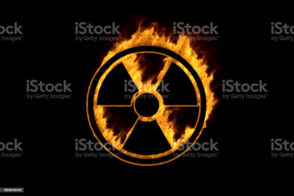 Fire Hazard Symbol Stock Photo More Pictures Of Abstract Istock