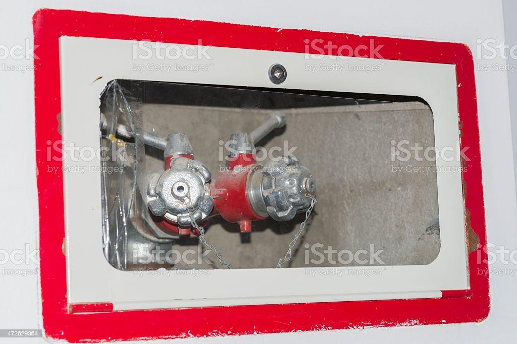 Hidrante. - foto de acervo