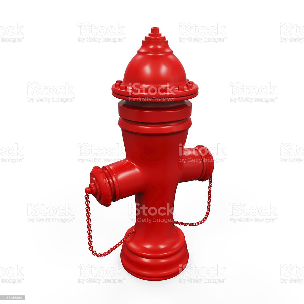 Fire Hydrant royalty-free stock photo