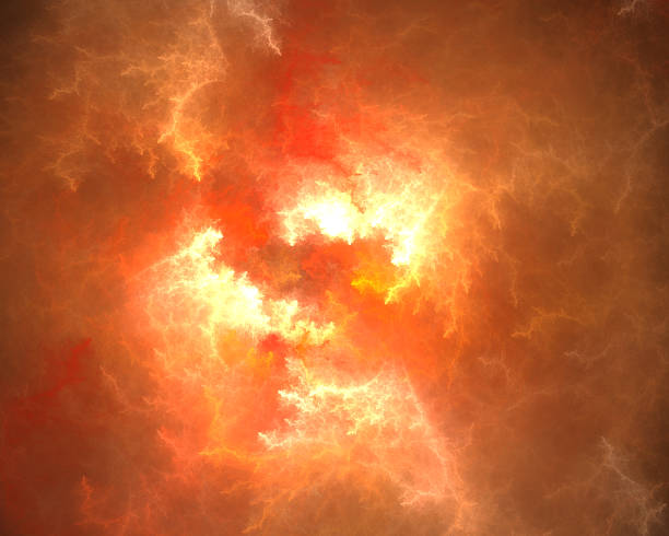 fire lightning abstract background - flash stock photos and pictures