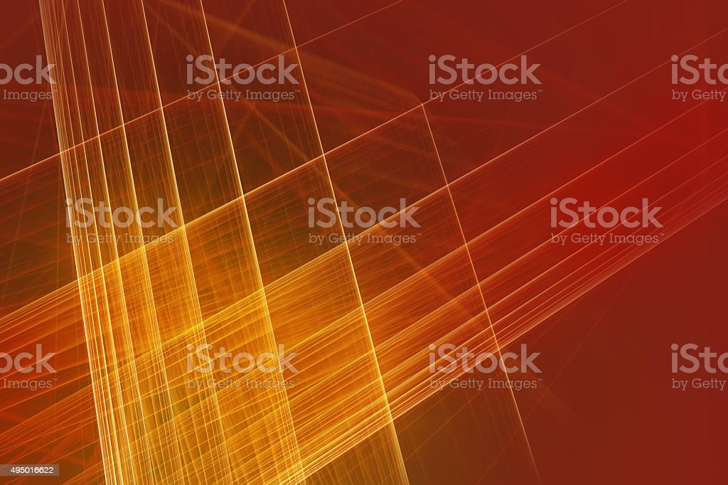 Fire Lines stock photo