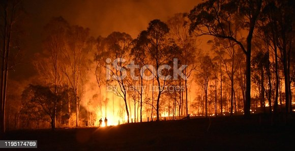 Gregory fire queensland