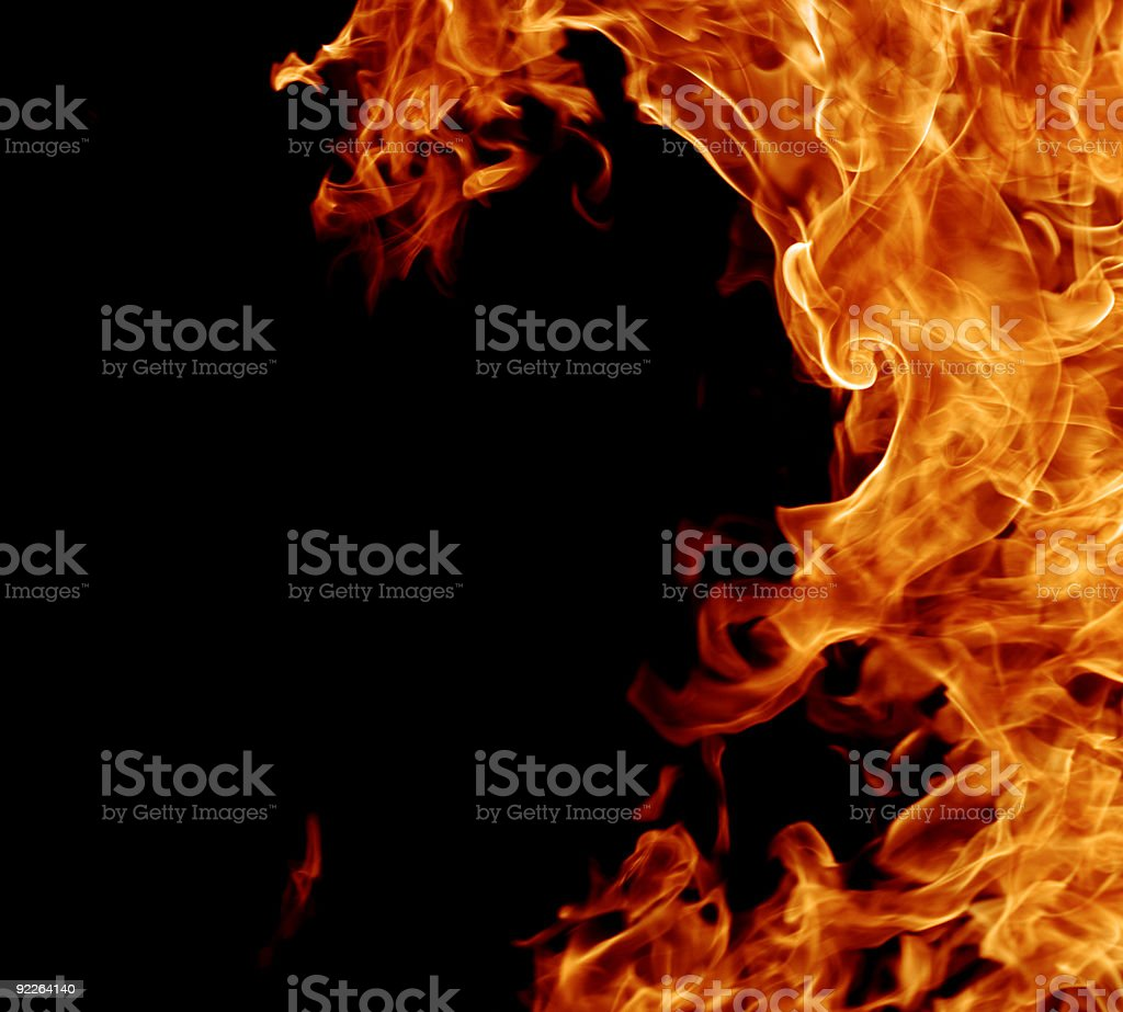 De fuego - foto de stock