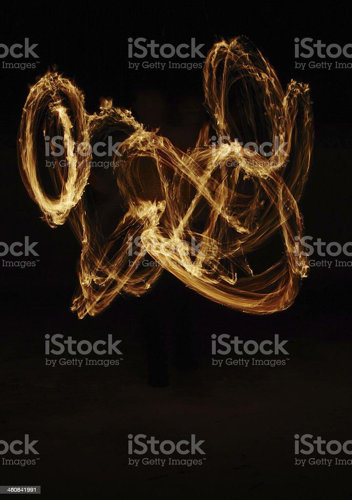 Fire Texture stock photo