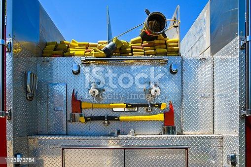 istock Fire Truck 1173673784