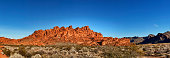 istock Fire Valley Red Rock 1199109863