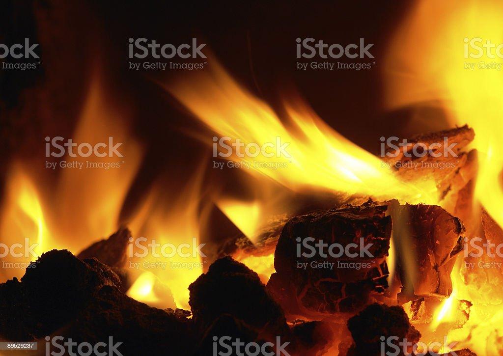 Fire-4 免版稅 stock photo