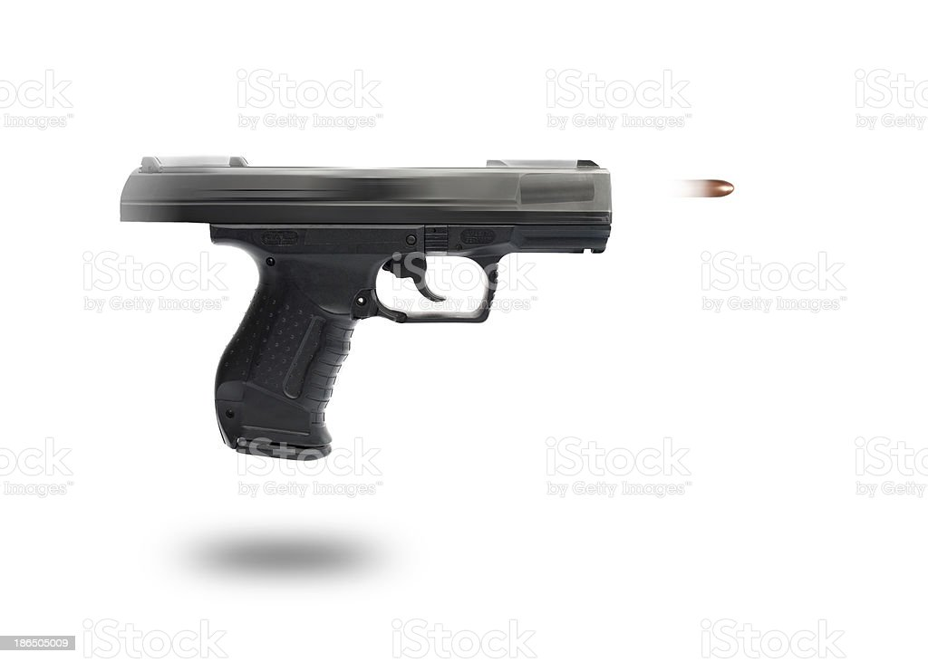 firearm royalty-free stock photo