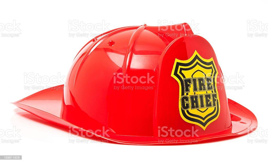 firechief hat1 stock photo