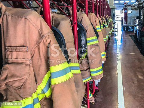 Firefighter PPE
