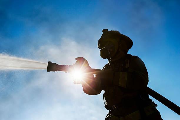 Feuerwehrmann – Foto