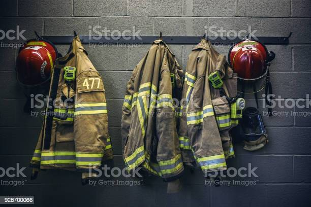Firefighter Stock Photo - Download Image Now