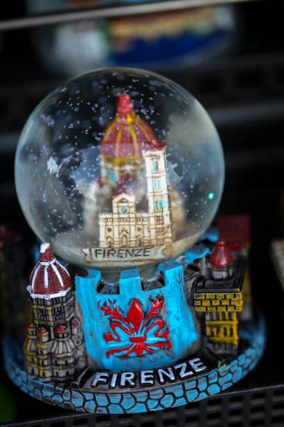 Firenze - Crystal Ball stock photo