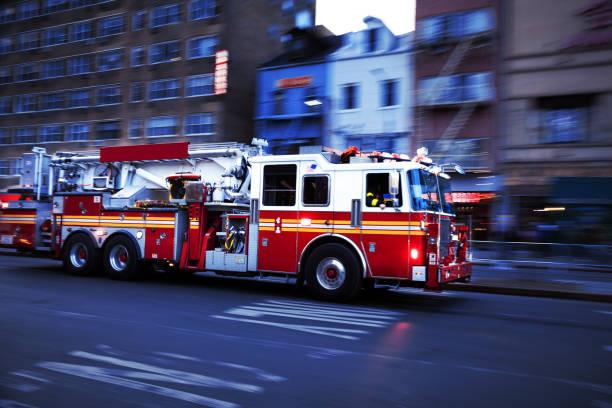 Firetruck in USA – Foto