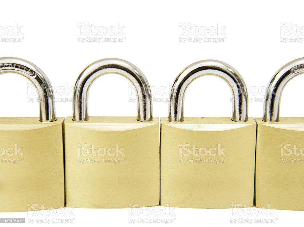 Firewall royalty-free stock photo