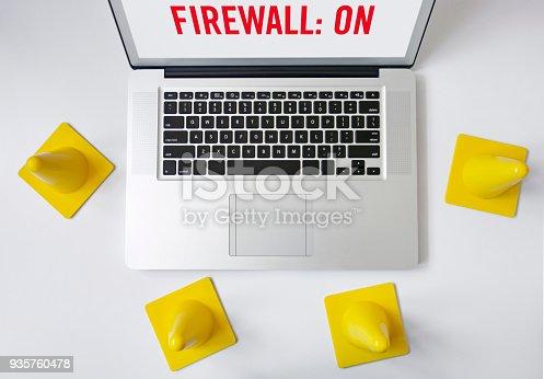 istock Firewall 935760478