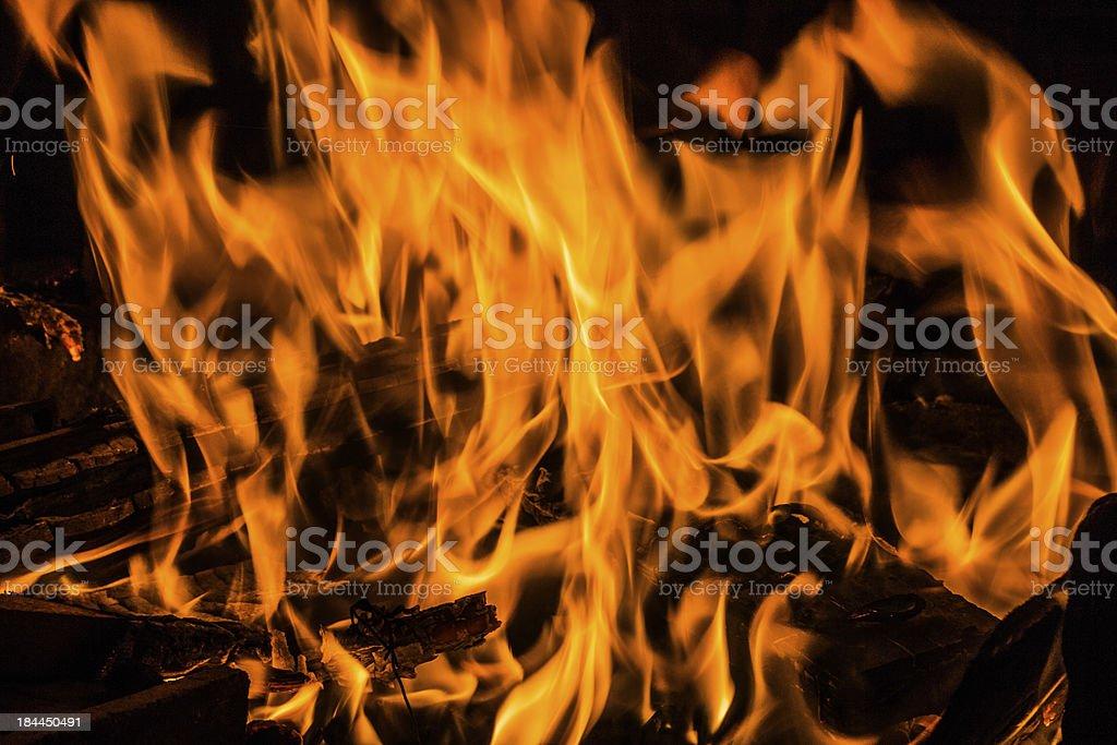 legna da ardere stock photo
