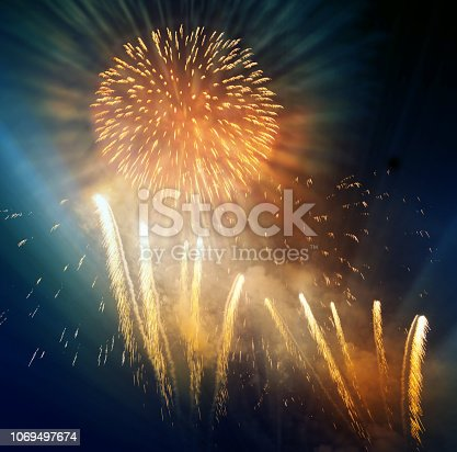 969086552istockphoto Firework Display For Celebration Events 1069497674