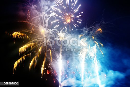 969086552istockphoto Firework Display For Celebration Events 1069497800