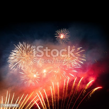 969086552istockphoto Firework Display For Celebration Events 1069506662