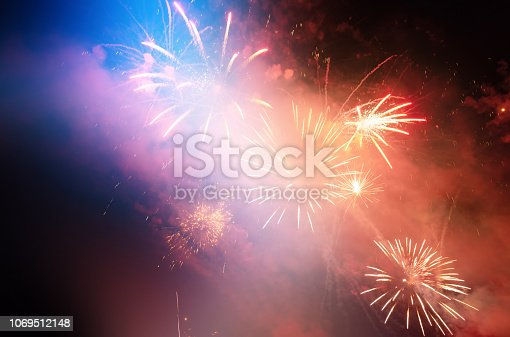 969086552istockphoto Firework Display For Celebration Events 1069512148