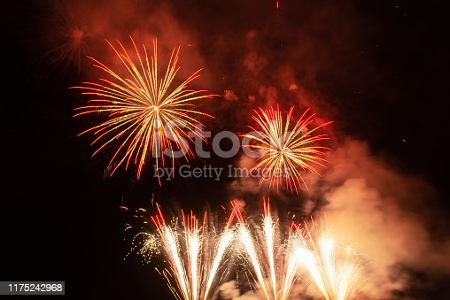 969086552istockphoto Firework Display For Celebration Events 1175242968