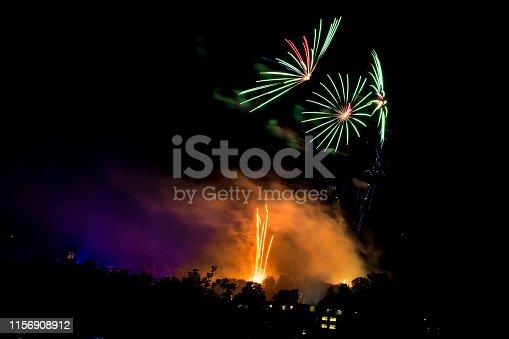 855125304 istock photo Firework display 1156908912