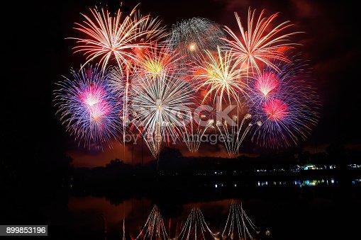 istock firework for celebration 899853196
