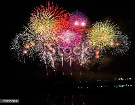 istock firework for celebration 899853602